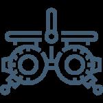 eye exam icon